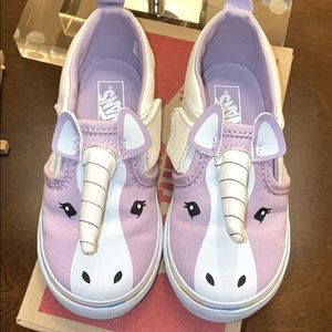 Asher War Unicorn Vans